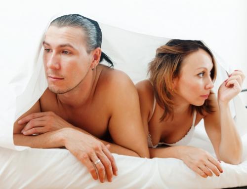 Problemas de erección, uno de los problemas sexuales más comunes