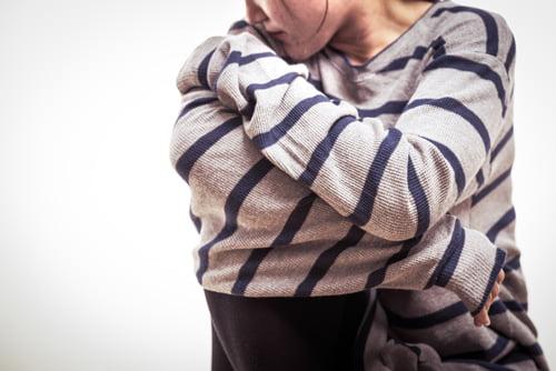 mujer deprimida dependencia emocional